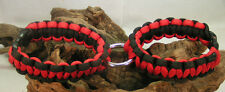 Handcuffs, Handmade Paracord Survival Handcuffs You pick the Size and Color