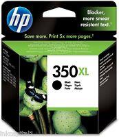 HP NO 350xl Negro Original Oem Cartucho de Tinta CB336EE Officejet