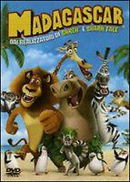 Madagascar (2005) DVD realizzato da creatori SHREK