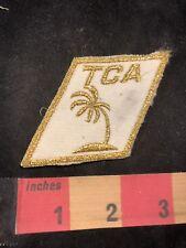 Vintage TCA Palm Tree Patch 89I