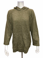 Linea Leisure by Louis Dell'Olio French Terry Oversized Hoodie Medium Size