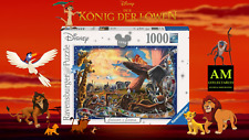 Ravensburger Puzzle 1000 le Roi Lion - jeux Société