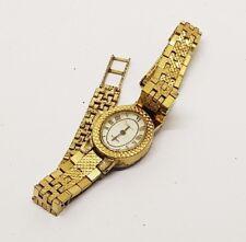 Soviet Russian Vintage Women's watch Gold plated Chayka Mechanical Working
