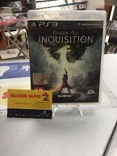 Dragon Age Inquisition Ita PS3 USATO GARANTITO