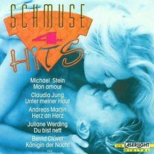 Schmuse Hits 4 Andy Borg, Andreas Martin, Howard Carpendale, Claudia Jung.. [CD]