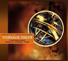 Tangerine Dream - Timesquare Dream Mixes Two CD NEU OVP