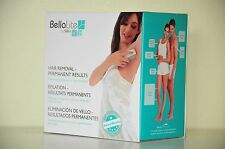 NEW BellaLite By Silk'n Pro Hair Removal At Home w/3 Lamp Cartridge 4500 Pulses