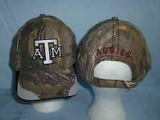 TEXAS A&M AGGIES  Hideout Camo CAP/HAT  One Size Fits All  NWT $25 retail  OC