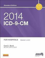 2014 ICD-9-CM for Hospitals, Volumes 1, 2 and 3 Standard Edition, 1e (-ExLibrary