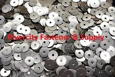 (100) #10x1 Fender Washers Stainless Steel 10 x 1