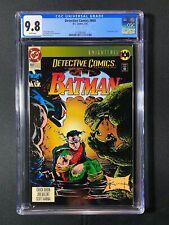 "Detective Comics #660 CGC 9.8 (1993) - ""Knightfall"" part 4 - Robin cover"