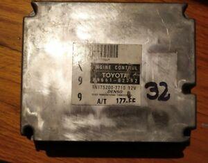 Ecu Ecm Pcm Engine, Toyota Corolla 2002 1,8L, Chevrolet prizm 2002 1,8L