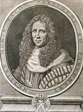 Denis Talon avocat général président parlement Louis XIV Robert Nanteuil XVII e