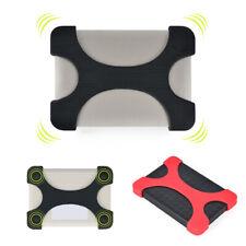"2.5"" Portable External Hard Disk Drive Bag Carry Case Cover Silicon Rubber Case"