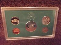 1997 US Mint Proof Coin Set In Mint Packaging With COA