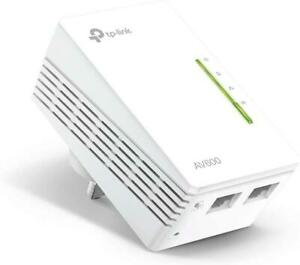 TP-Link TL-WPA4220 300Mbps AV600 WiFi Powerline Range Extender Gaming Adapter