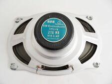 HAUT PARLEUR HP SPEAKER R.F.T. 216 MB 4W/4 Ohms VEB ELEKTROAKUSTIF HIFI VINTAGE