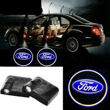 2Pcs WIRELESS LED Car Door Logo Courtesy Shadow Laser Lights For FORD