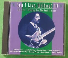Can't live without it Antone's Luther Tucker, Doyle Bramhall, Lewis Cowdrey, Kim
