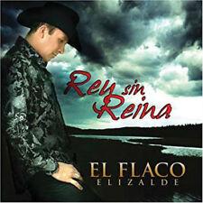 El Flaco Elizalde - Rey Sin Reina  CD ~ NEW ~ Banda World Music Sounds