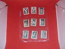 1960's MAJOR LEAGUE BASEBALL DECK OF CARDS FEATURING PLAYERS ON FRONT