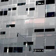Stephen W Tayler - Ostinato (2015)  CD  NEW/SEALED  SPEEDYPOST
