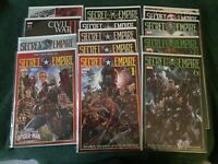 Marvel SECRET EMPIRE HUGE RUN Lot #0-10, FCBD MORE Captain America Nick Spencer