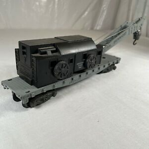 American Flyer # 24561 Wrecker Car with Flatbed Without Box