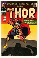 Journey Into Mystery #125 VG Marvel 1966 Last Issue, Series Retitled Mighty Thor
