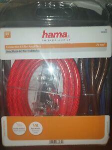Hama Power Kit, 25mm²,  4AWG 4 Gauge Amplifier Wiring Kit