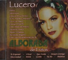 Lucero Alborada De Exitos CD New Sealed