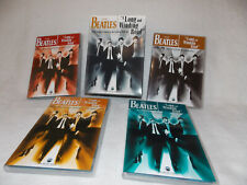 The Beatles,A Long and Winding Road,4DVD`s-Box