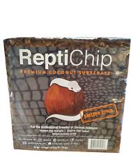 Premium Coconut Reptile Substrate 72 Quarts Pythons, Boas, Lizards, snakes more
