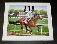Nick Martinez - Barbaro - Kentucky Derby - Collectible Race Horse Print