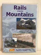 Rails Across The Mountains | Highest & Scenic in the World | TVP | Railway DVD