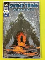 Len Wein FINAL Story! SWAMP THING WINTER SPECIAL # 1 ~ 1ST PRINT DC NM 9.4