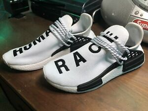 HIGH QUALITY FAKE human Race Sneakers *NEVER WORN* Nice Shoes!! US MENS 8 1/2