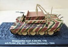 ALTAYA IXO 1/72 MILITAIRE TANK CHAR BERGEPANTHER Ausf G Sd.179 Flk Frechen 1944