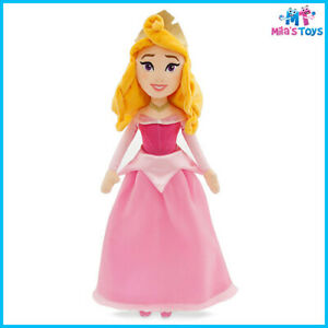 """Disney Sleeping Beauty's Aurora 19"""" Pink Plush Doll Soft Toy brand new with tag"""