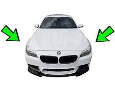 2x Malocchio Sopracciglia in ABS per BMW 1 Anno Costruzione fino a 2011 Prima
