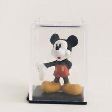 Disney Mini Figure Collection Part 7 Mickey Mouse JAPAN 2004 YUJIN -Rare Color-