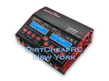 UltraPower UP240AC Duo 2 Port 20Amps/12A 240Watts Balancing Battery Charger LiPo