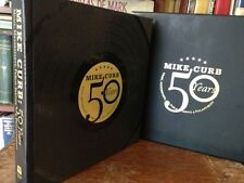 SIGNED Mike Curb: 50 Years: Music, Motorsports, Public Service & 1ST IN SLIPCASE