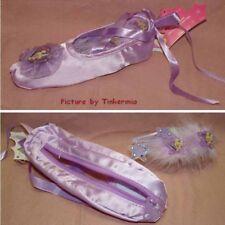 Tinkerbell Ballet Slipper Coin Purse 4 Hair Clips Tink