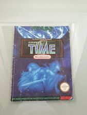 SNES Super Nintendo Illusion of Time Spieleberater guter Zustand
