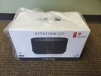 Brand New Sealed Harman Kardon Citation 300 Google Assistant Smart Home Speaker