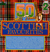 2 LP 50 All Time Scottish Favourites