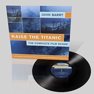 Raise The Titanic The Complete Score vinyl