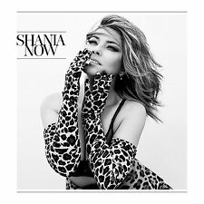 SHANIA TWAIN NOW CD (New Release 2017)