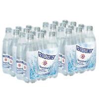 Gerolsteiner Sparkling Natural Mineral Water 16.9 oz. bottles 24 pk Free Shippin